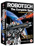 echange, troc Robotech - Complete Saga Box Set [Import anglais]