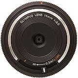 Olympus 15mm f8.0 Body Cap Lens (Black)