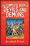 img - for The Complete Book of Devils and Demons book / textbook / text book