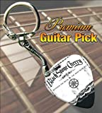 Black Stone Cherry Devil & Sea Premium Guitar Pick Keyring