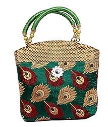 Kuber Industries Women's Handbag(Brown,Fhb114)
