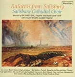Anthems From Salisbury Salisbury Cathedral Choide