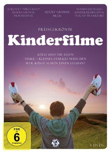 Preisgekrönte Kinderfilme [3 DVDs]