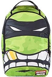 Sprayground Men's Rebel Mask Backpack Black