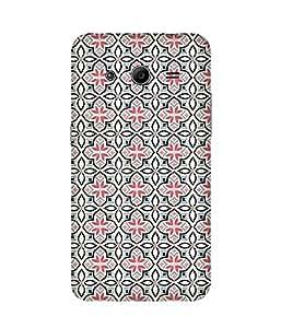 Mosaic Paint Samsung Galaxy Core 2 Case