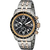 Invicta 21388 Specialty Analog Display Quartz Two Tone Men's Watch