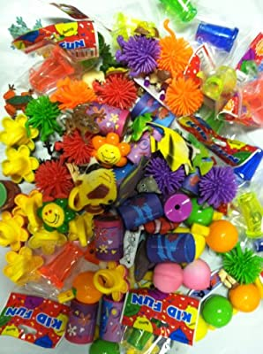 Refill Prizes for Carnival Crane Game - 84 piece by ConstructivePlaythings