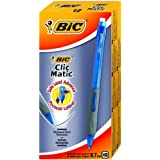 BiC Clic Matic 0.7mm with 3 HB leads (Box 12)by Bic