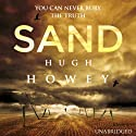 Sand (       UNABRIDGED) by Hugh Howey Narrated by Christopher Ragland