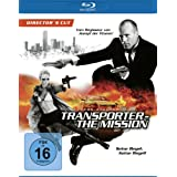 Transporter - The Mission Extended Director´s Cut