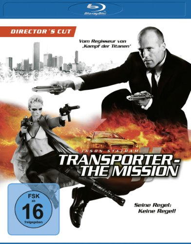Transporter - The Mission (Extended Director's Cut) [Blu-ray]