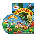 BabyTV DVD Big Bugs Band