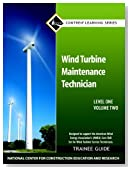 Wind Turbine Maintenance Level 1 Volume 2 Trainee Guide (Contren Learning)