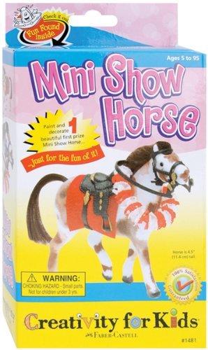 Mini Show Horse
