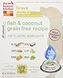 The Honest Kitchen Brave: Fish & Coconut Grain Free Dog Food, 10 lb