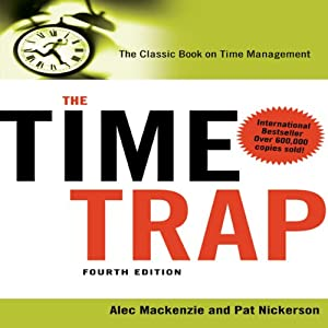 The Time Trap, 4th Edition Audiobook