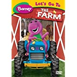 Barney:Lets Go to the Farm [Import]by DVD