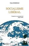 Socialisme lib�ral par Rosselli