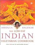 The Low Fat Indian Vegetarian Cookbook (0007140495) by Baljekar, Mridula