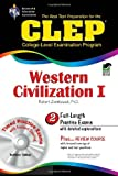 CLEP Western Civilization I w/ CD-ROM (CLEP Test Preparation) (0738601314) by Ziomkowski, Dr. Robert M