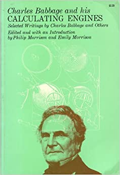 : Selected Writings By Charles Babbage and Others Paperback – 1961
