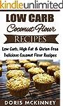 Low Carb Coconut Flour Recipes: Low C...
