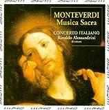 echange, troc  - Musica Sacra. Vêpres de la Vierge. Motets