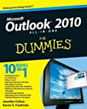 img - for By Jennifer Fulton Outlook 2010 All-in-One For Dummies (1st Edition) book / textbook / text book