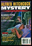 ALFRED HITCHCOCKS MYSTERY - Volume 40, number 8 - August Aug 1995:Bright Paint and the White-Faced Man; Well Done Charlie; On a Halt Horse; Cops Ked; Bamboo Viper; A Magnet for Trouble; The Man Kali Visited; The Lipstick