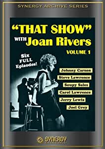 That Show with Joan Rivers Vol. 1