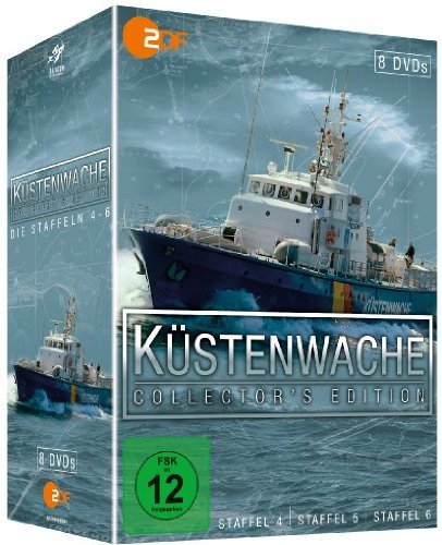 Küstenwache - Collector's Edition: Staffel 4-6 [8 DVDs]