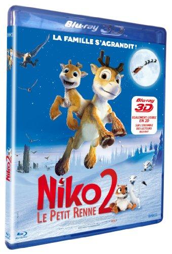 Niko, le Petit Renne 2 [Francia] [Blu-ray]