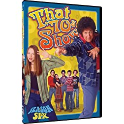 That '70s Show: Season Six