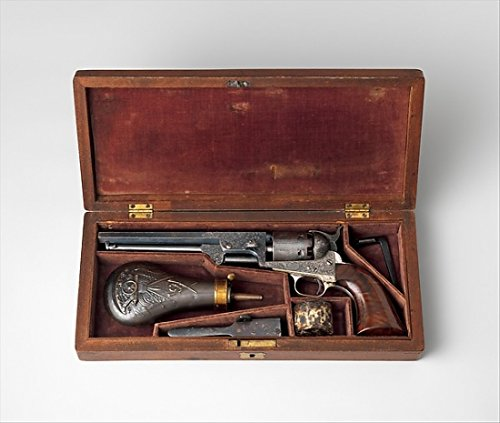 colt-model-1851-navy-percussion-revolver-serial-number-29705-with-case-and-accessories-impression-da