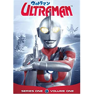 Ultraman: Series One, Vol. 1 movie