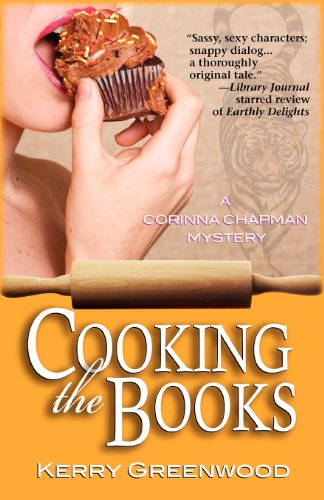Cooking the Books: A Corinna Chapman Mystery (Corinna Chapman Mysteries (Poisoned Pen Press))