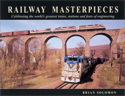 Railway Masterpieces, Solomon, Brian
