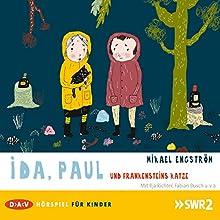 Ida, Paul und Frankensteins Katze (Ida und Paul 3) (       ungekürzt) von Mikael Engström Gesprochen von: Anna Thalbach, Ilja Richter, Fabian Busch