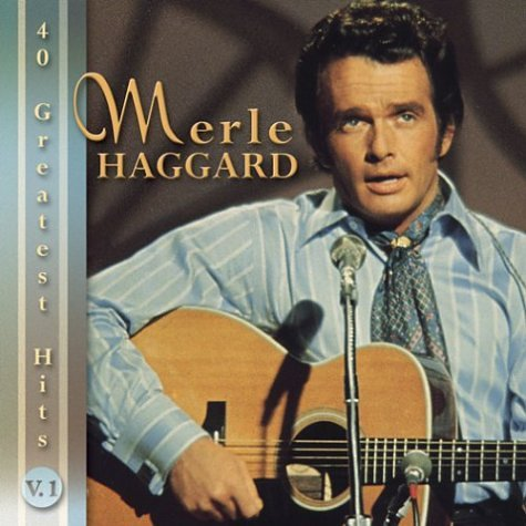 MERLE HAGGARD - 36 All-Time Greatest Hits (Country Legend) [Disc 2] - Zortam Music
