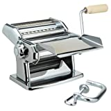 Imperia Italian SP150 Double Cutter Pasta Machineby Kitchen Craft