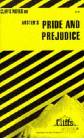 Pride and Prejudice (Notes), Fitzwater,E.