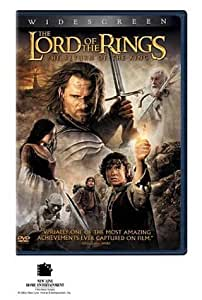 The Lord of the Rings: The Return of the King  (Bilingual Widescreen Edition)