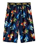 Boys Pokemon Sleep Lounge Pajama Shorts Bottoms Size Large 10-12