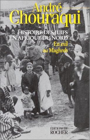 Histoire des Juifs en Afrique du Nord, tome 1 : En exil au Maghreb