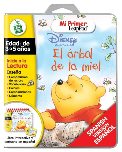 LeapFrog My First LeapPad Educational Book: El árbol de la miel (Pooh's Honey Tree) Spanish Software