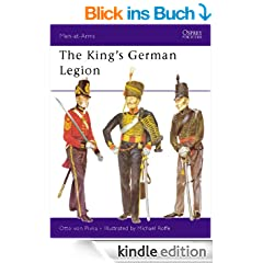The King's German Legion (Men-at-Arms 42)