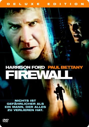 Firewall (Einzel-DVD im Steelbook inkl. Soundtrack) [Deluxe Edition]