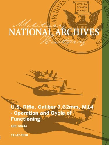 U.S. Rifle, Caliber 7.62Mm, M14 - Operation And Cycle Of Functioning