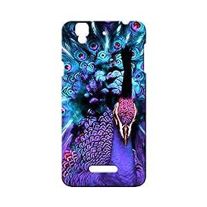 BLUEDIO Designer Printed Back case cover for Micromax Yu Yureka - G3135