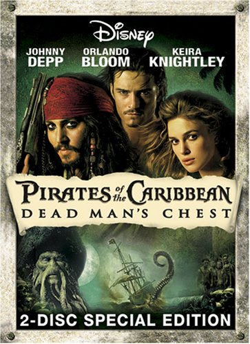 Cover art for  Pirates of the Caribbean: Dead Man's Chest (Two-Disc Collector's Edition)